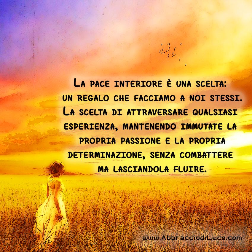 Super La pace interiore è una scelta DA97